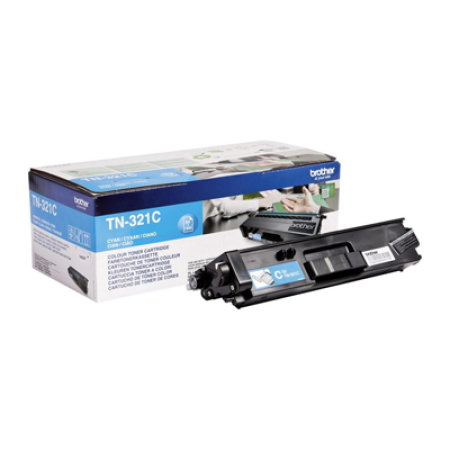Brother TN-321C Cyan Toner Cartridge