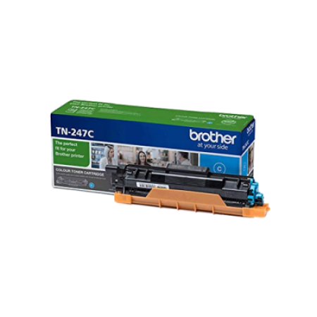 Brother TN247C Cyan Toner Cartridge