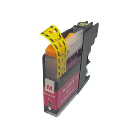 Compatible Brother LC225XLM Ink Cartridge Magenta