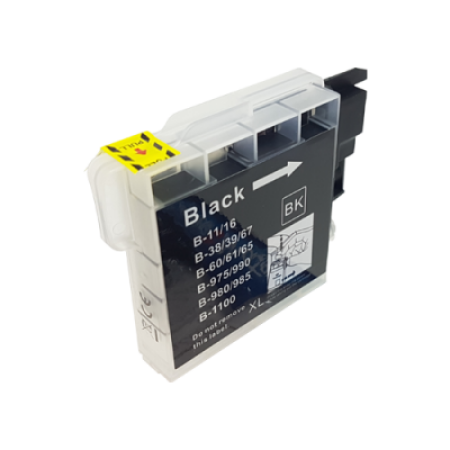 Compatible Brother LC980 Ink Cartridge Black