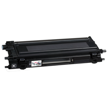 Compatible Brother TN135BK HC Black Toner Cartridge