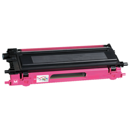 Compatible Brother TN135M HC Magenta Toner Cartridge
