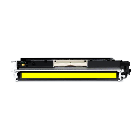 Compatible HP 126A CE312A Yellow Toner Cartridge
