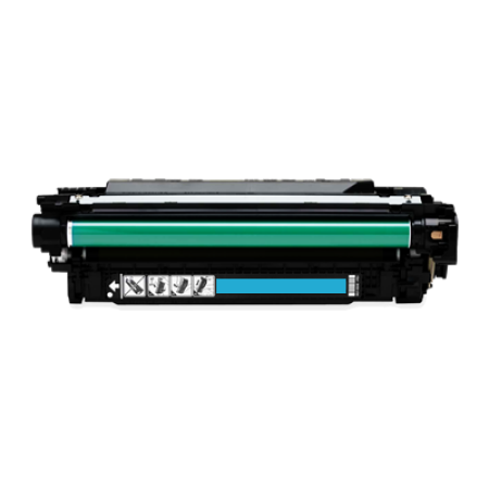 Compatible HP 504A CE251A Cyan Toner Cartridges