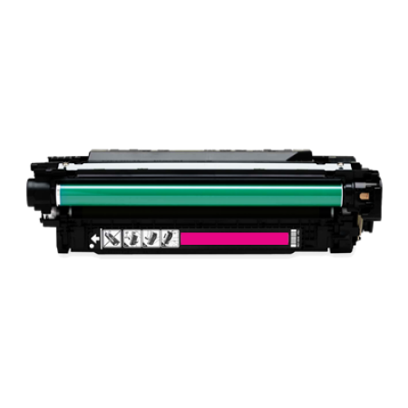 Compatible HP 504A CE253A Magenta Toner Cartridges