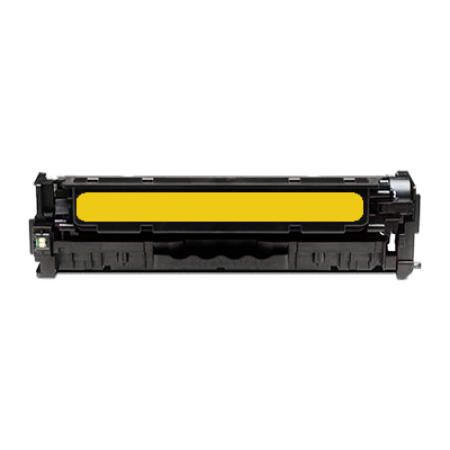 Compatible HP C9702A Yellow Toner Cartridge