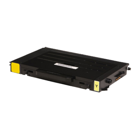 Compatible Samsung CLP-500D5Y Yellow Toner Cartridge