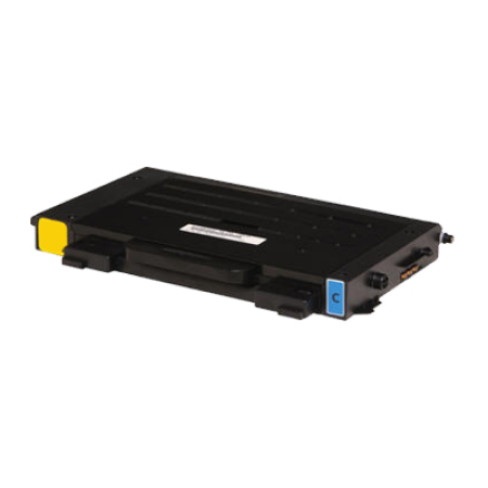 Compatible Samsung CLP-510D5C Cyan Toner Cartridge
