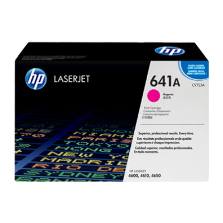 HP 641A C9723A Magenta Toner Cartridge