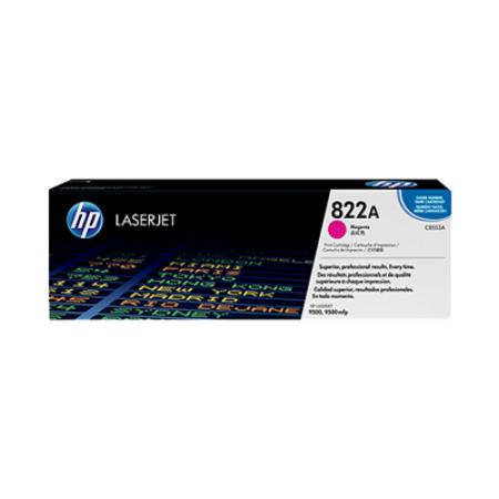 HP 822A C8553A Magenta Toner Cartridge