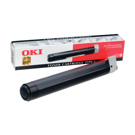 OKI 41022502 Black Toner Cartridge