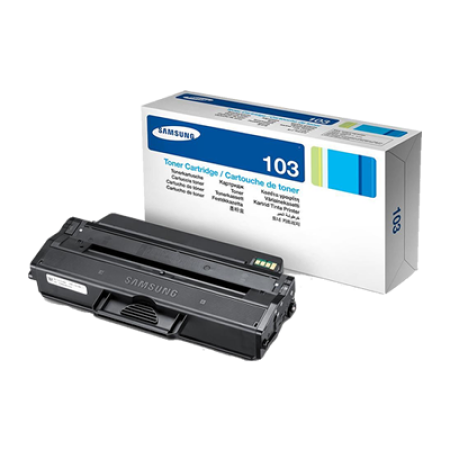 Samsung MLT-D103L High Capacity Black Toner Cartridge