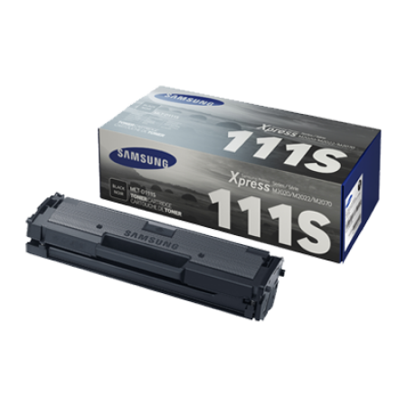 Samsung MLT-D111S Toner Cartridge Black Original