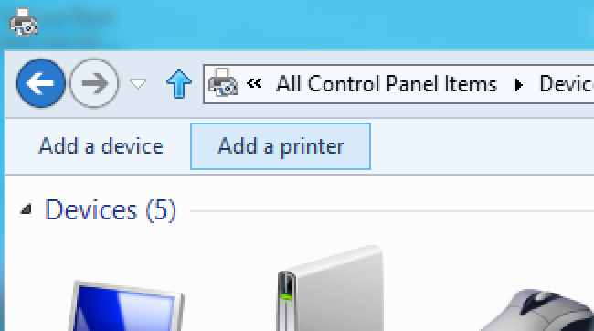 How to Add a Printer to Windows 8